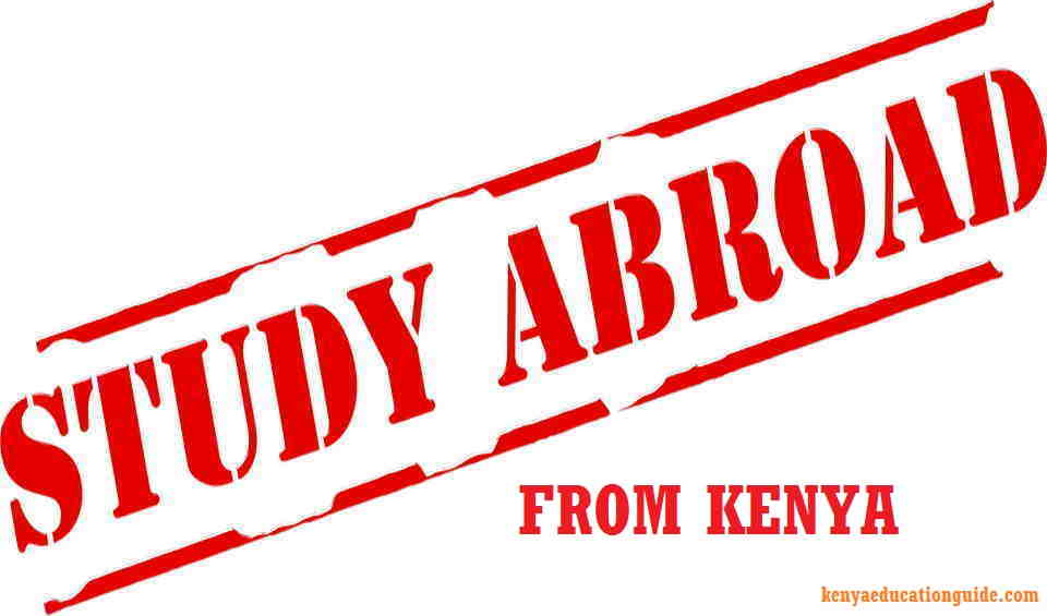 study abroad agents in Kenya