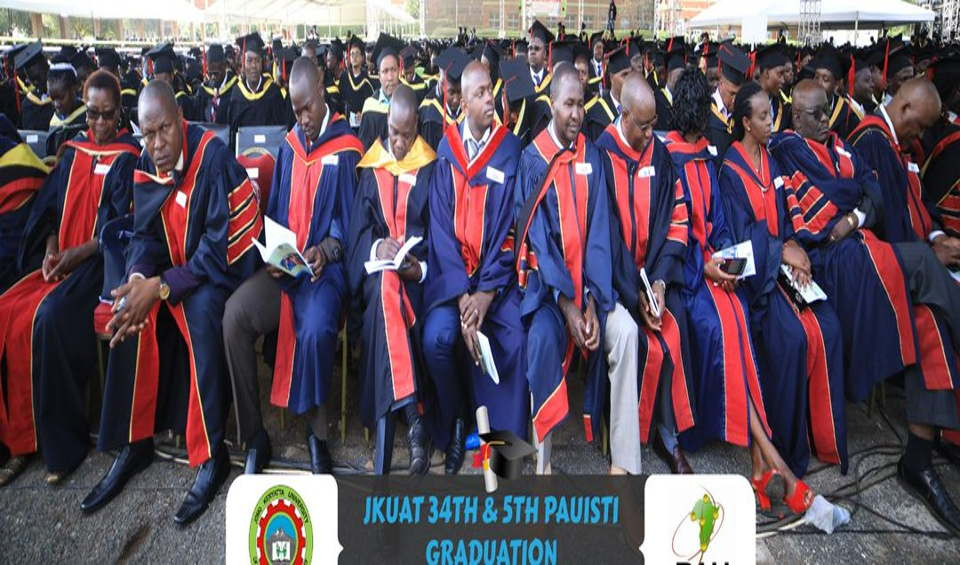 Engineering courses in JKUAT