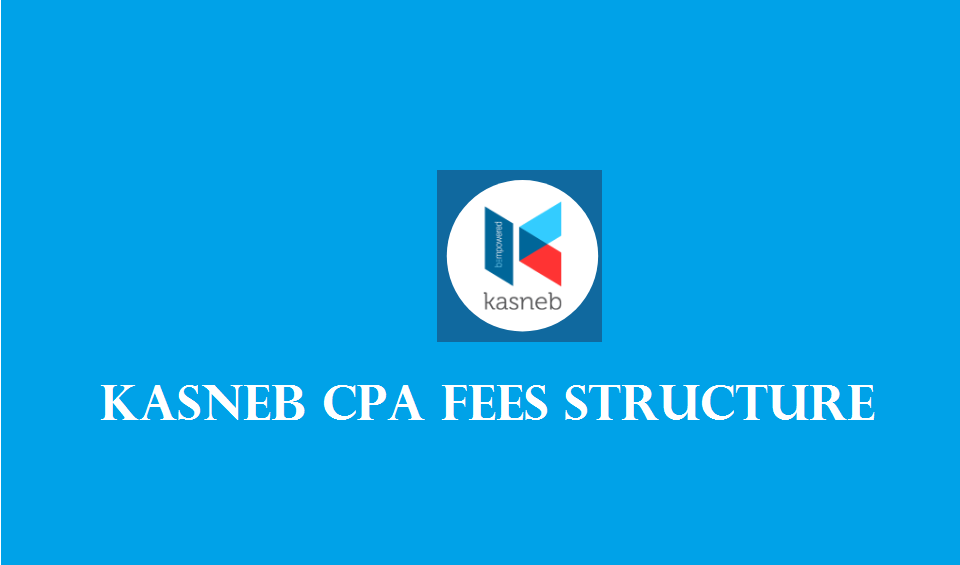 KASNEB CPA fee structure