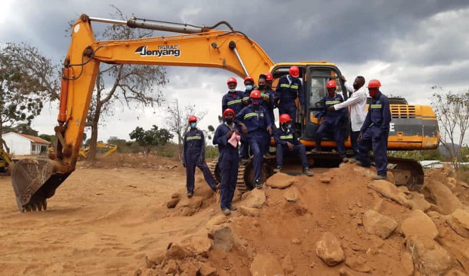 Plant operator salary in Kenya