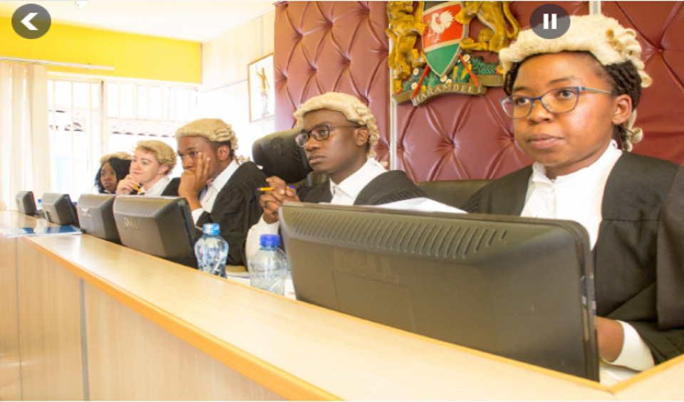 Accredited law schools in Kenya