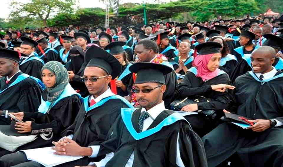 Bachelor of education arts UON