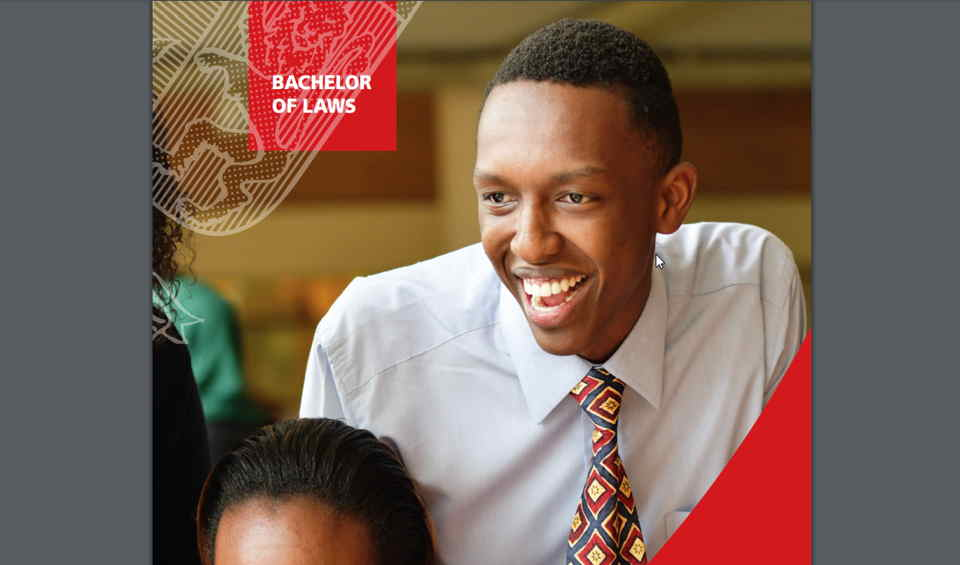 Cluster subjects for law in Kenya