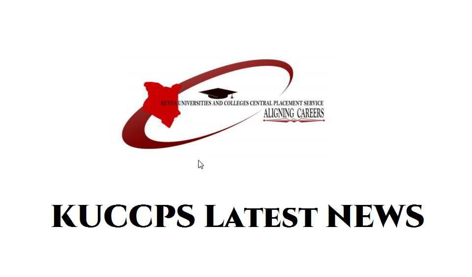 KUCCPS news