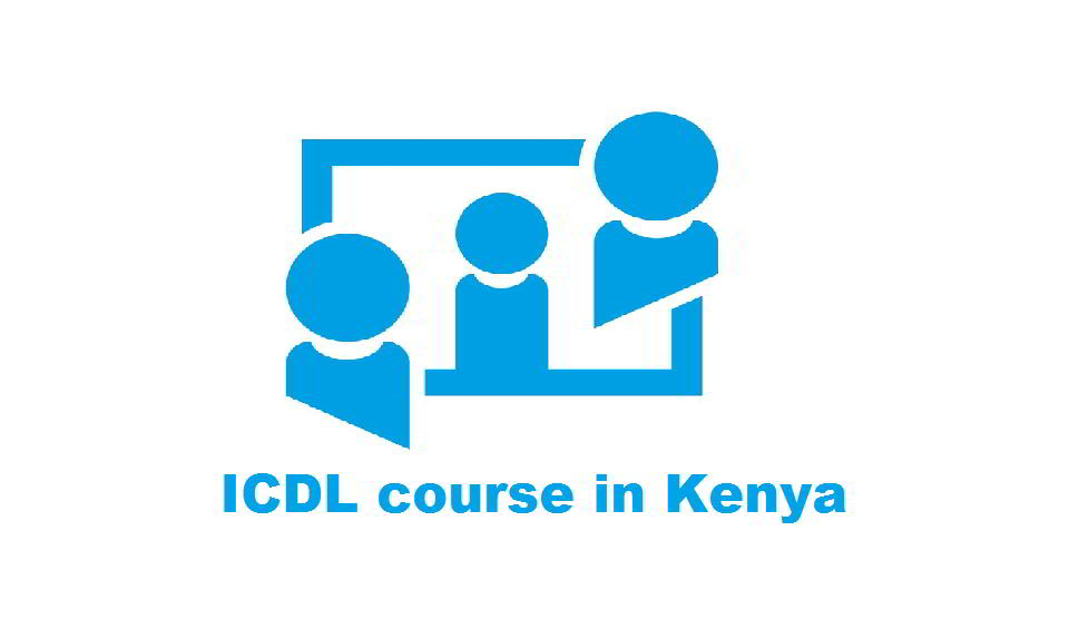 ICDL course in Kenya